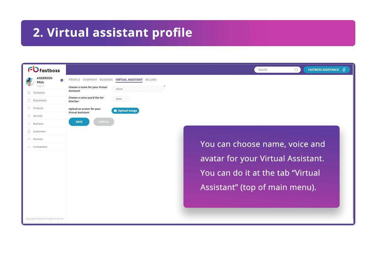 voice assistant 4